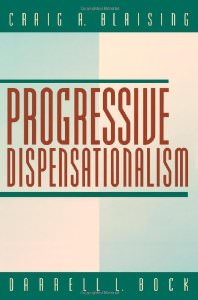 "Cover of ""Progressive Dispensationalism (..."
